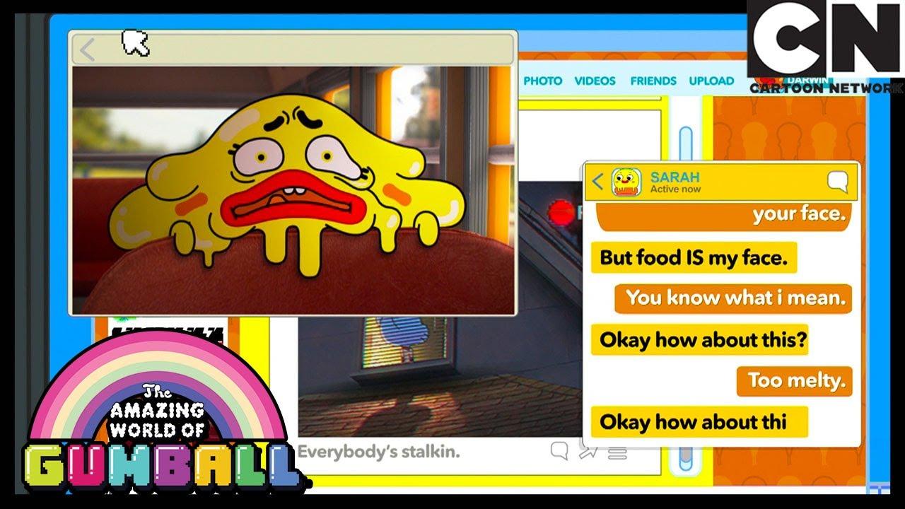 Download Darwin's Yearbook: Sarah | Gumball | Cartoon Network