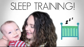 HOW TO SLEEP TRAIN YOUR BABY...FAST!
