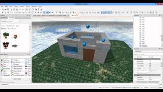 Building a basic house - Roblox Studio