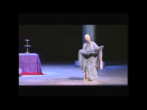 Marc Trautmann conducts opera Snow in August by GAO Xingjian & XU Shuya