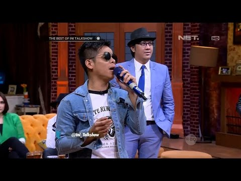 Cover Lagu The Best Of Ini Talkshow - Wow! Ariel Noah Kw Buat Sophia Latjuba Terkesima
