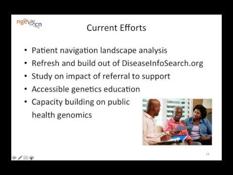 Addressing Gaps in Genetic Services  Regional and National Models in the US