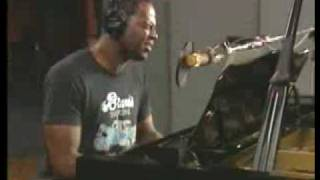 Brian Mcknight (studio/piano) Someday someway Somehow