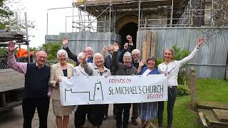 St Michael's Church Pounds for the Porch campaign