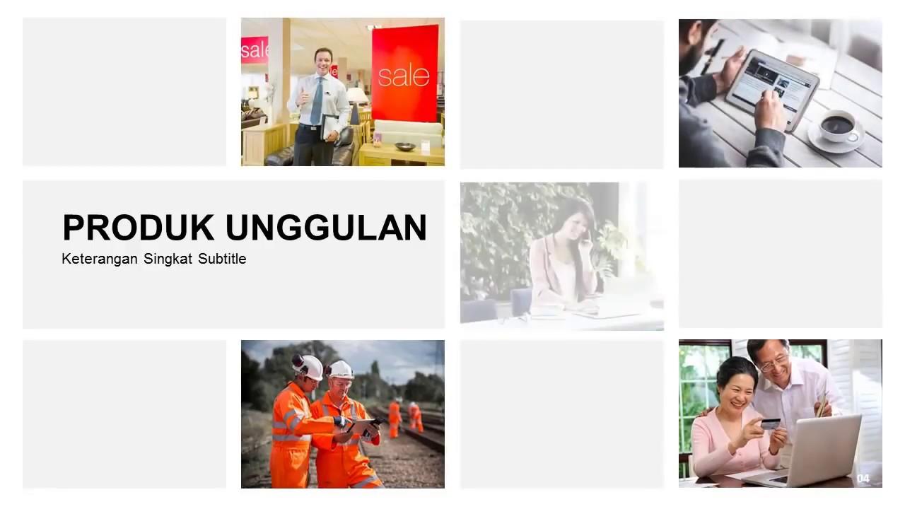 Contoh Membuat Materi Presentasi Company Profile Perusahaan Yang