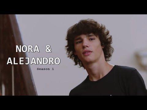 NORA + ALEJANDRO | FULL STORY S1 (SKAM SPAIN)
