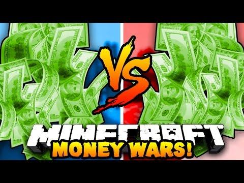 "Minecraft MONEY WARS ""OVERPOWERED LAG!"" #13 | w/ The Pack"