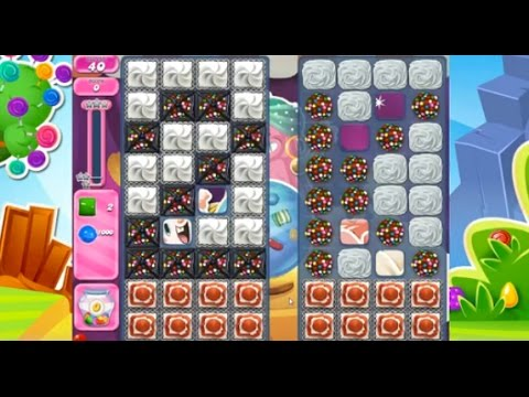Candy Crush Saga Level 2000 (COLLECT 2+1000 Candy) ★★★