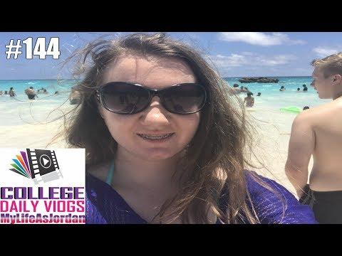 WE MADE IT TO BERMUDA   Daily Vlog #144