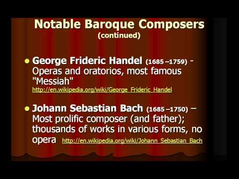 Historical Time Periods And Composers