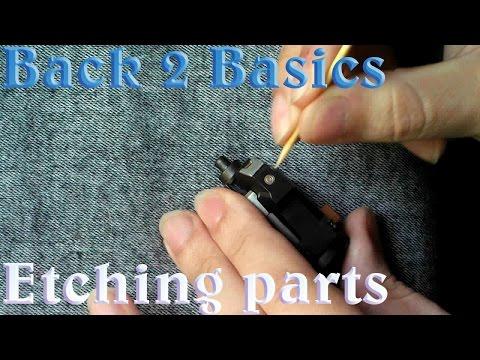 GunplaVsDoll - Back 2 Basics 08 - Metal photo etching parts