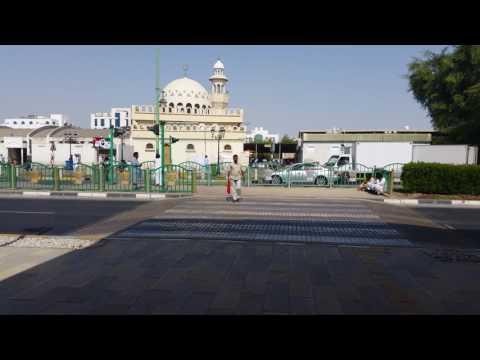 Al Ain bus station