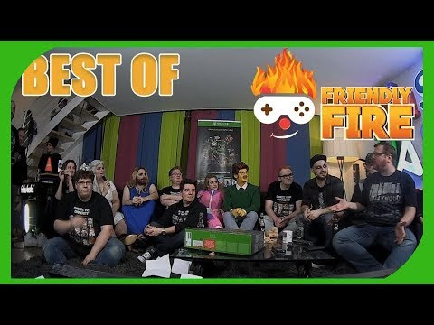 BEST OF FRIENDLY FIRE 4 🎮 [PietSmiet, Gronkh, Pandorya, Heider, MrMoregame, PhunkRoyal & Fishc0p]