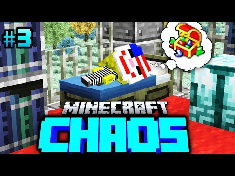 Der ULTIMATIVE BABY EINBRUCH?! - Minecraft CHAOS #03 [Deutsch/HD]