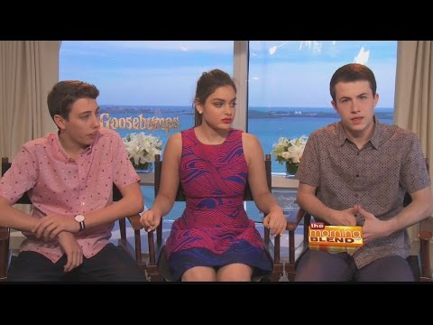 Hollywood Happenings  Odeya Rush, Dylan Minnette, Ryan Lee