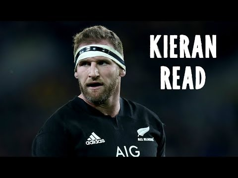 KIERAN READ ●  Legend | Tribute ᴴᴰ