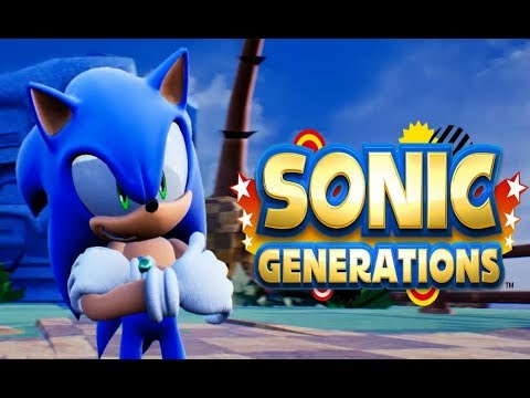 Sonic Generations in
