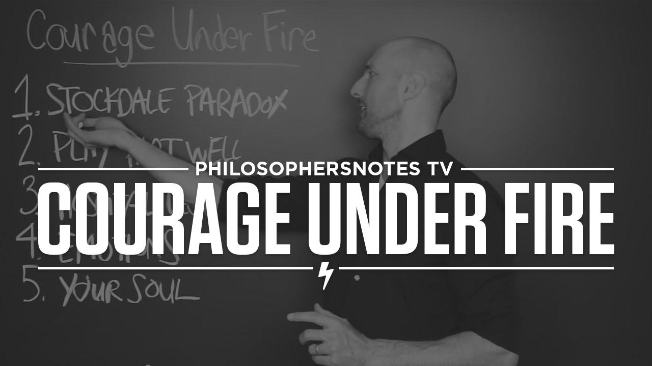 courage under fire summary