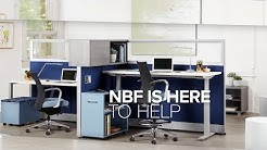 Panels Systems Made Easy With Help From NBF | National Business Furniture