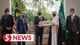 Hisham: Over one million AstraZeneca vaccine doses received from Saudi Arabia