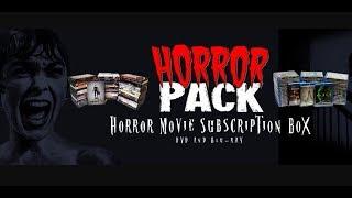 Horror Pack blurays January 2018