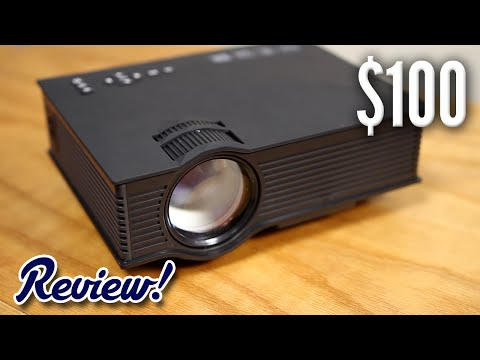 Is this $100 Projector Worth It?
