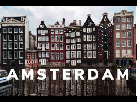Street Photography and Videography in Amsterdam with Fujifilm Mirrorless Camera