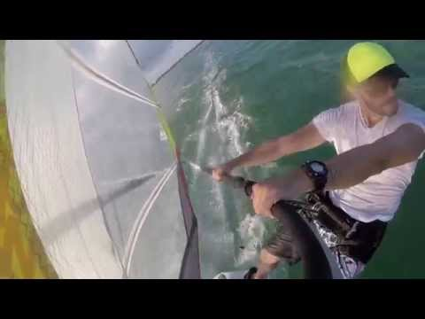 GoPro Hero HD: FORMULA WINDSURFING in Key Biscayne - Miami