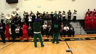 Cass Tech High School Alumni Band - Right Kinda Lover - 2013