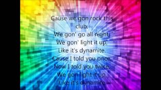 China Anne McClain- Dynamite [Lyrics + Free Download]