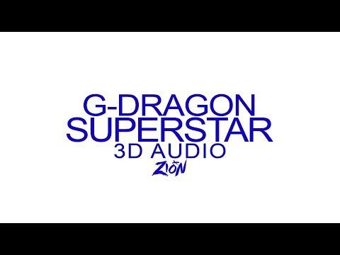 G-DRAGON(지드래곤) - Super Star (3D Audio Version)