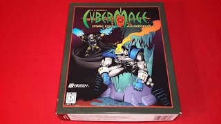 Nr Juego Pc Comics Cybermage darklight Awakening Origin CD Lord British game