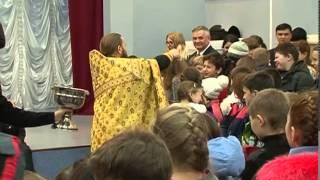 Слет православной молодежи в Губкине