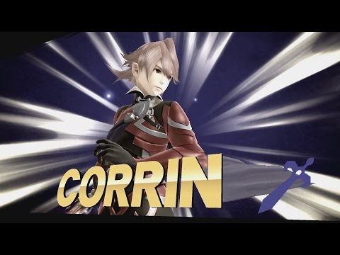 Corrin Male - All Win Screen Outros Smash 4 1080p 60fps