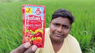 Kissan Jam Making at Homeகஸன ஜம வடடல சயயலமSmall Boy SuppuVillage Food Safari