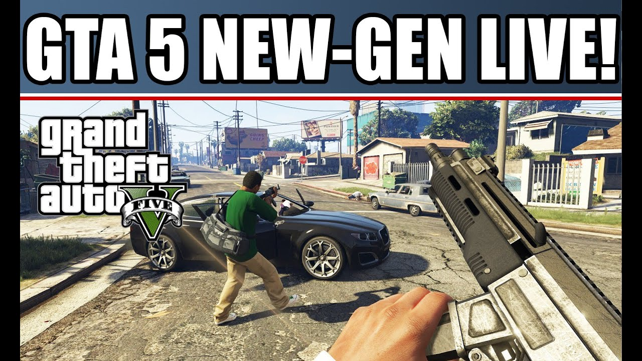 gta 5 multiplayer ps4 and pc