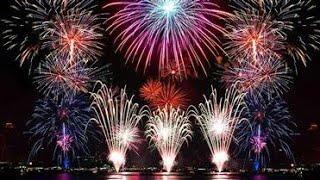Baku New Year 2020-2021 Spectacular Fireworks / Azerbaijan