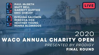 Pro Tour: 2020 Waco Annual Charity Open - Final Round