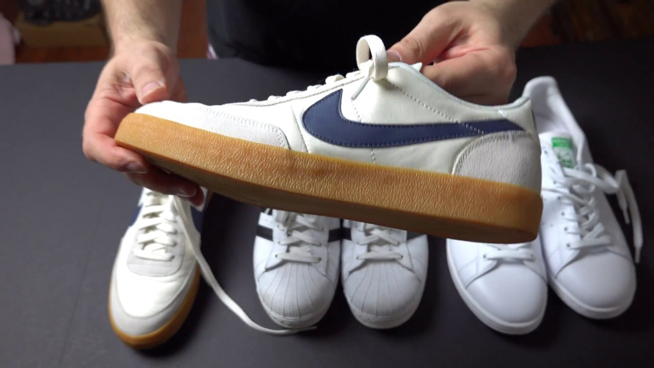 grossiste 5bb9d 21870 Classic Sneakers Adidas Stan Smith Superstar and Nike Killshot 2
