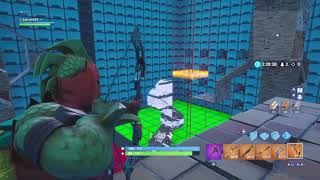 Fortnite sum tryhardy clips (controller with no aim assist)