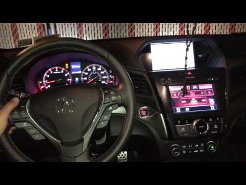 iPhone mirroring using Naviks video interface module for Acura ILX