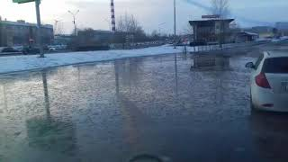 Потоп на улице Бебеля