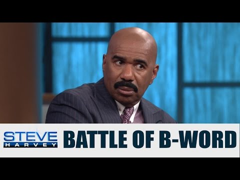 Battle of the Sexes: Why are assertive women called b****? || STEVE HARVEY