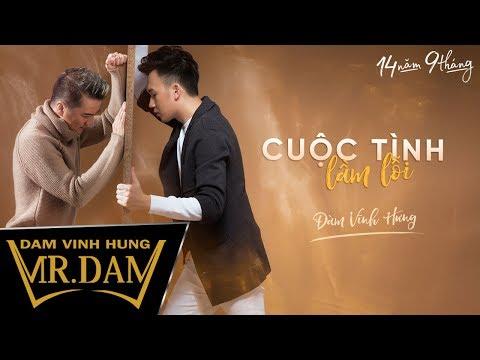 Cuộc Tình Lầm Lỗi | Đàm Vĩnh Hưng | Lyrics Video | Album 14 Năm 9 Tháng