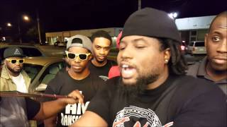 Eshon Burgundy, Uncle Reece, Seckond Chaynce, Ty Brasel, and more cypher
