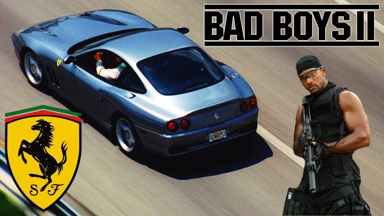 Ferrari 550 Maranello Bad Boys Ii Youtube