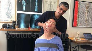 Tennis Injury serving Hong Kong to LA - Dr. Rahim Chiropractic