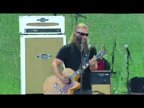 Jamey Johnson - Write Your Own Songs (Live at Farm Aid 30)