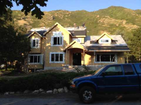 Rambler ranch home remodel into 2 story traditional home for Rambler house vs ranch house