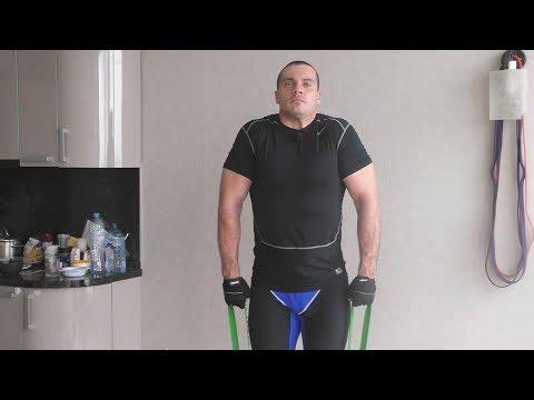 Шраги с  резиной стоя: техника и нюансы